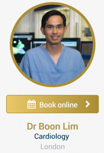 Winners of the Top Doctors Awards 2018 - Dr Boon Lim