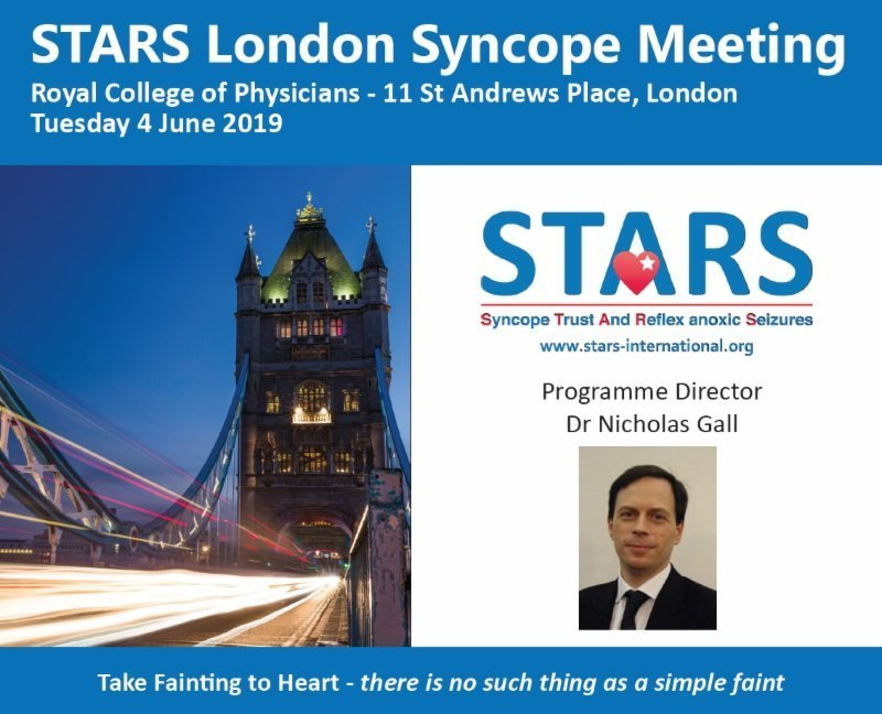 STARS London Syncope Meeting